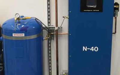 Elnik Furnace Nitrogen Generator Heat Treating